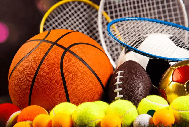 סוגי ספורט ותחרויות