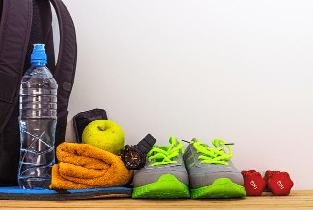 ספורט, כושר גופני, ציוד לפעילות גופנית