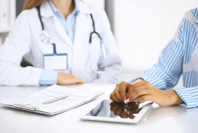 טיפול אצל רופא, ביקור אצל דוקטור, טיפול בביטחון עצמי